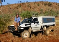 The old Hilux