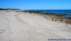 Northern Broome Beach