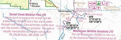 The HEMA Kimberley map tells you everything...