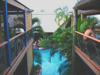 Accommodation in Broome: Kimberley Klub
