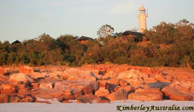 Kooljaman Resort at Cape Leveque