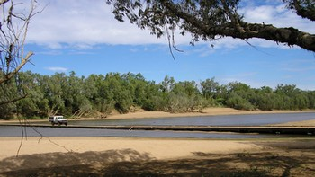 The Old Fitzroy River Crossing