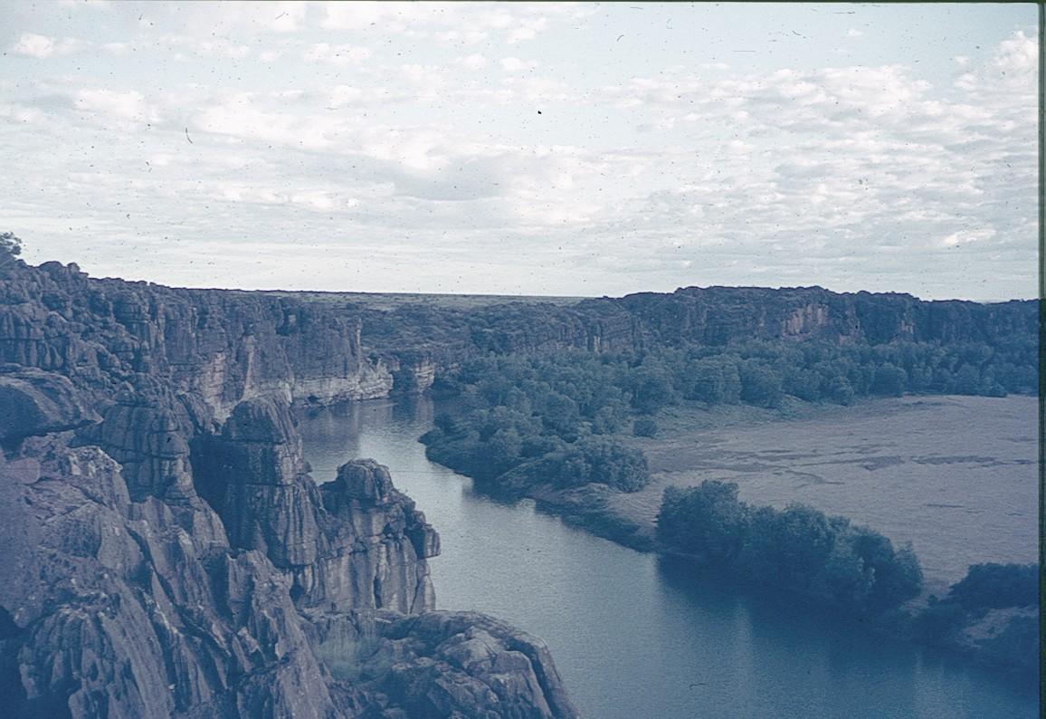 Geikie Gorge