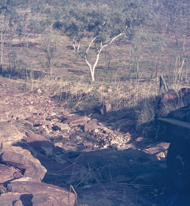 The Gibb River track!