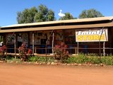One of the stores on the Gibb River Road