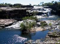 Manning Gorge, one of my favourite Kimberley gorges.