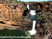 The Mitchell Falls