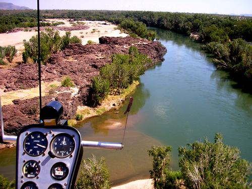 A different section of the Ord River