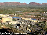 Argyle Diamond Mine