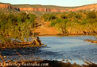 Pentecost River Crossing near Kununurra