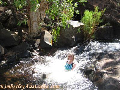 Mount Matthew Gorge