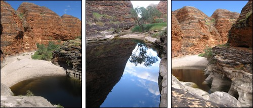 Pools in the Bungles