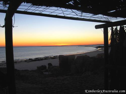 Sunrise at the best of all Western Australia Beaches