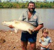 Tony's first big Barra