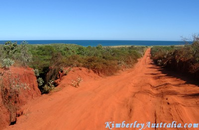 Broome to Cape Leveque