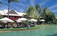 The Pool Bar, Cable Beach Club Resort, Broome