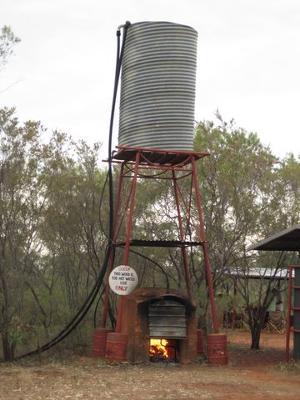 Ellenbrae donkey boiler