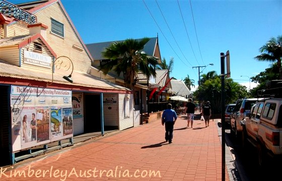 Broome Attractions: Chinatown