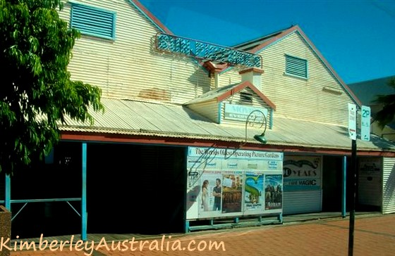 Sun Pictures in Broome