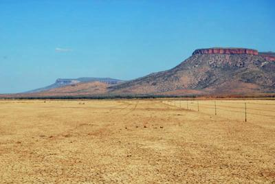 Cockburn Ranges view 2