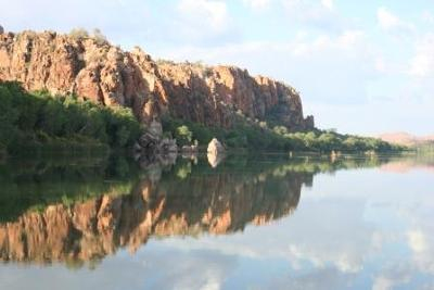 Reflections in the Ord River