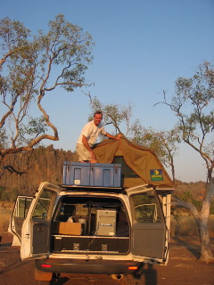 Windjana Gorge Camp