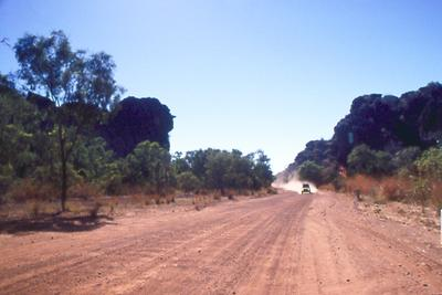 Queen Victoria on the Gibb River Road