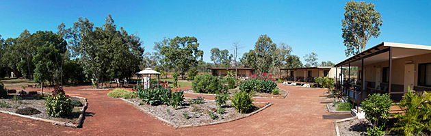 Accommodation at Drysdale