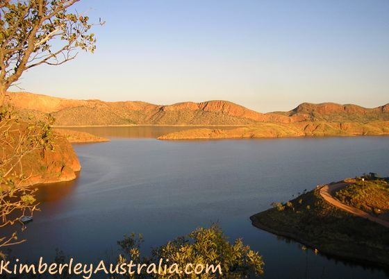 Kununurra Day Tours: Lake Argyle