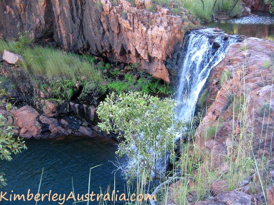 Kununurra Waterfall