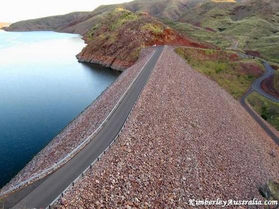 Main Ord Dam