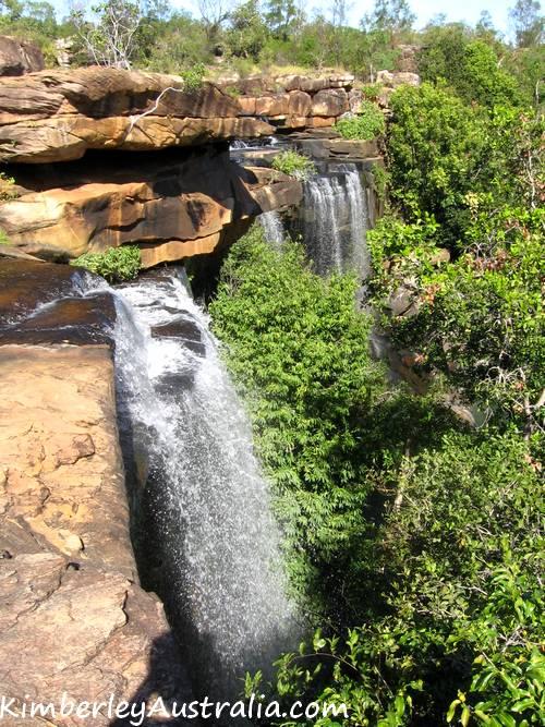 Mitchell Plateau Waterfall: Little Mertens