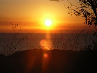 Sunset at Cape Leveque
