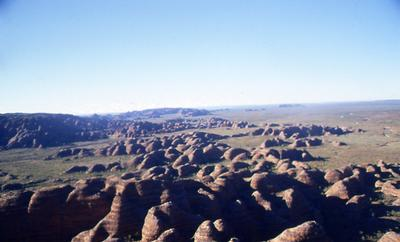 Purnululu from the air