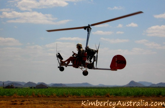 A Kimberley Scenic Flight Of A Different Kind