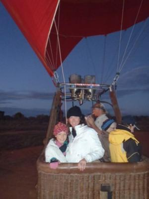 Hot Air Ballooning Alice Springs