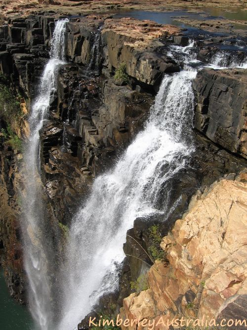 Waterfall in Mitchell River National Park