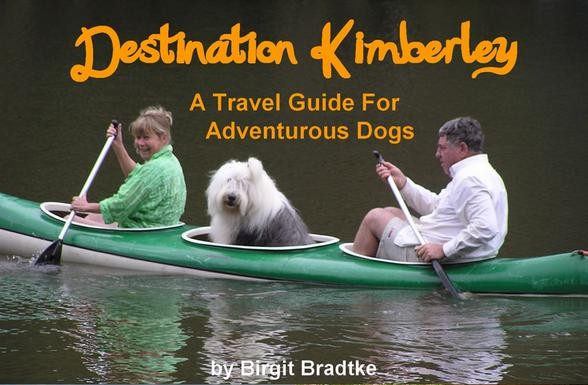 Travelling the Kimberley with a dog.