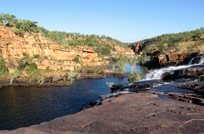 View over Manning Gorge