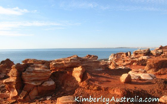 Riddell Beach in Broome