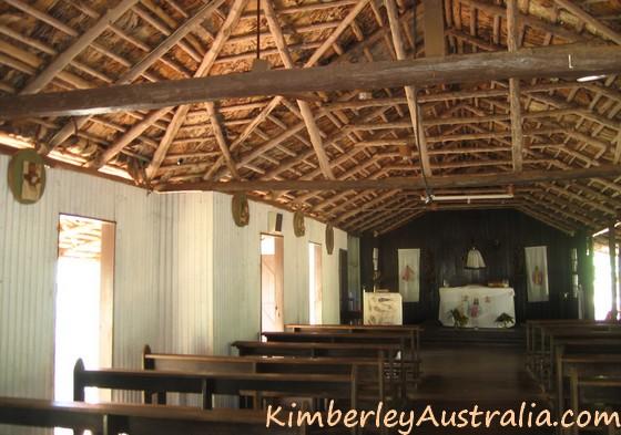 Lombadina Church