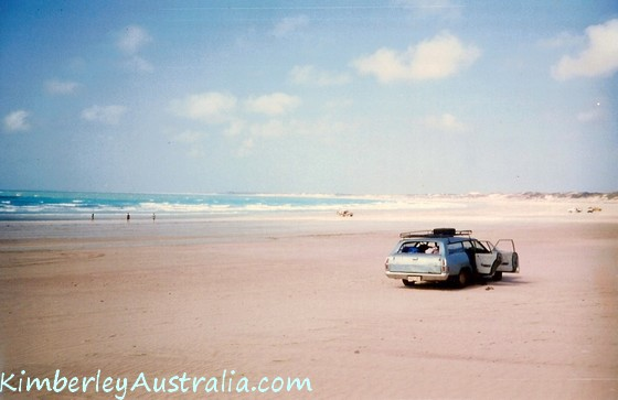 Cable Beach, Broome, 1994