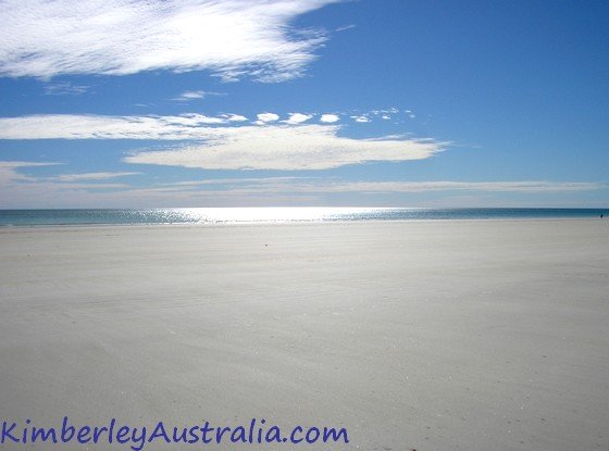 Cable Beach, Broome, at its best.