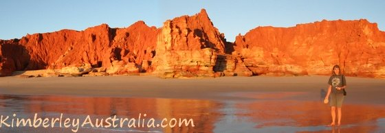 Cape Leveque, Western Beach