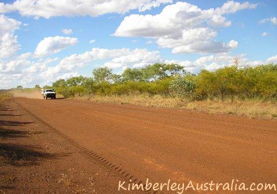 Halls Creek - Duncan Road