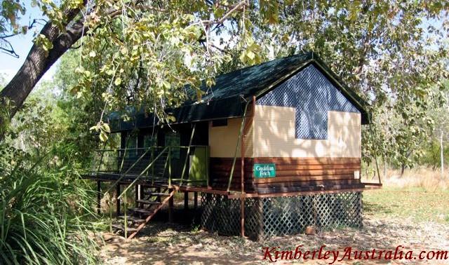 Safari Tent at Mornington Wilderness Camp