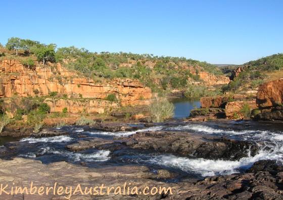 Kimberley climate: dry season