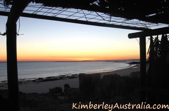 Sunrise at Kooljaman