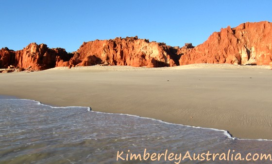 Late afternoon at Western Beach