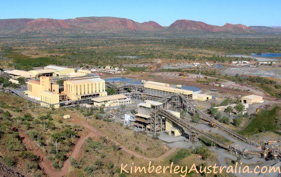 Argyle Diamond Mine